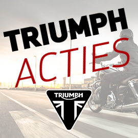 Triumph only